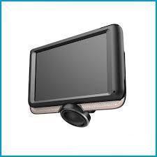 Авторегистратор K8 360 грудусов + камера заднего вида, сенсорный экран