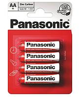 Батарейки AAA RED ZINK R** [03 BLI 4 ZINK-CARBON]