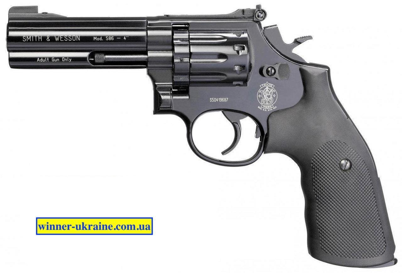 "Пневматичний пістолет Umarex Smith&Wesson Mod. 586 - 4"""