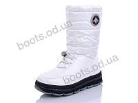 "Ботинки ""GFB-Канарейка"" № E8372-8 (р. 32-37). Оптом."