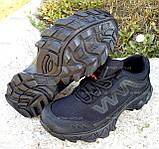 Качественные тактические кроссовки. Кожа+кордура. Все размеры., фото 5