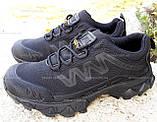Качественные тактические кроссовки. Кожа+кордура. Все размеры., фото 10