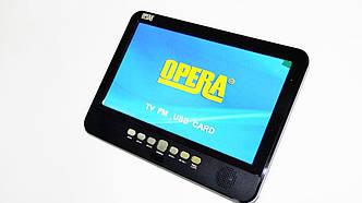 "10"" Портативный TV Opera NS-1001 USB+SD + батарея"