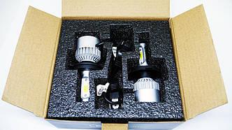 S2 Светодиодный БиКсенон H4 LED 36W 12V 6500K