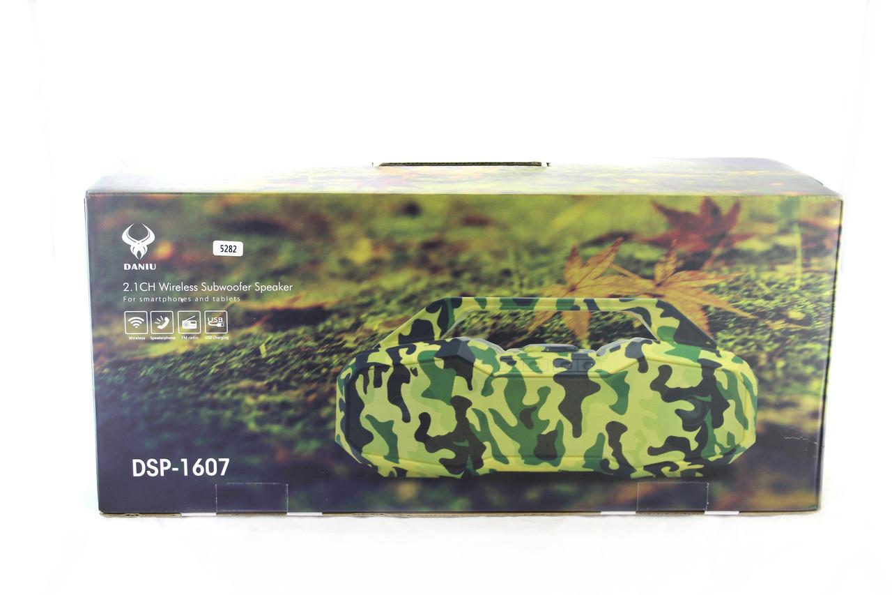 Моб.Колонка SPS DSP 1607 (ОПТОВАЯ цена от 4 шт)