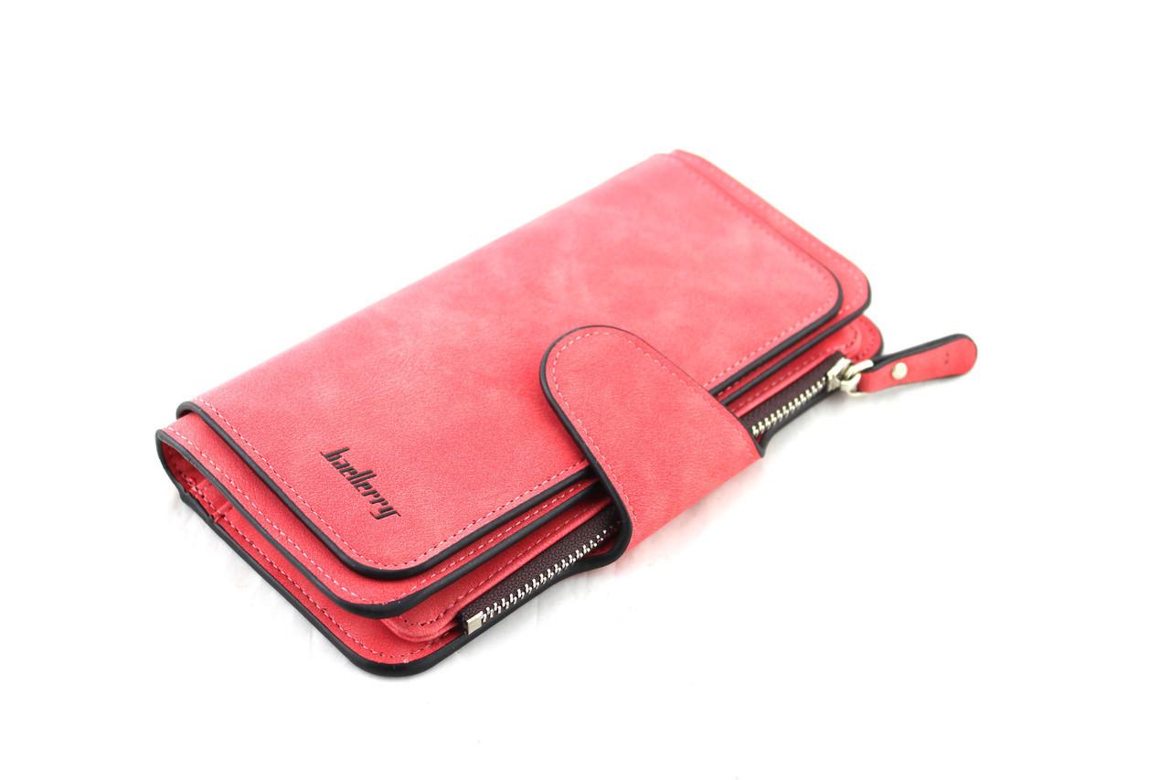 Кошелек Baellerry N2345 plumb red (ОПТОВАЯ цена от 300 шт)