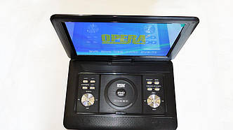 """15,6"""" DVD Opera 1680 Портативный DVD-проигрыватель с Т2 TV USB SD"""