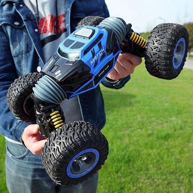 Трюковый BigFoot Rock Crawler на р/у, 41 см, UD2170A | Масштаб 1:12 | Синего цвета, цена 1290 грн., купить в Киеве — Prom.ua (ID#1023589122)