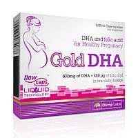 Gold DHA (30 caps)