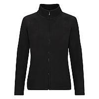 Женский флис Lady Fit Full Zip Fleece (Цвет: Чёрный; Размер: 2XL), фото 1