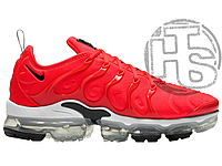 Мужские кроссовки Nike Air VaporMax Plus Red/Black/White Overbranding Bright Crimson 924453-602