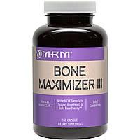 MRM, Bone Maximizer III (крепкие кости), 150 капсул, фото 1