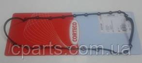 Прокладка масляного поддона Renault Dokker 1.6 8V (Corteco 023718P)(высокое качество)