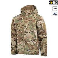 M-Tac куртка SOFT SHELL С ПОДСТЕЖКОЙ MULTICAM