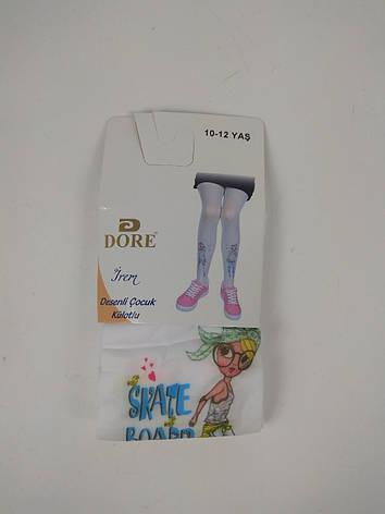 "Колготки детские ""Dore"" размер 7-12 лет (от 6 шт), фото 2"