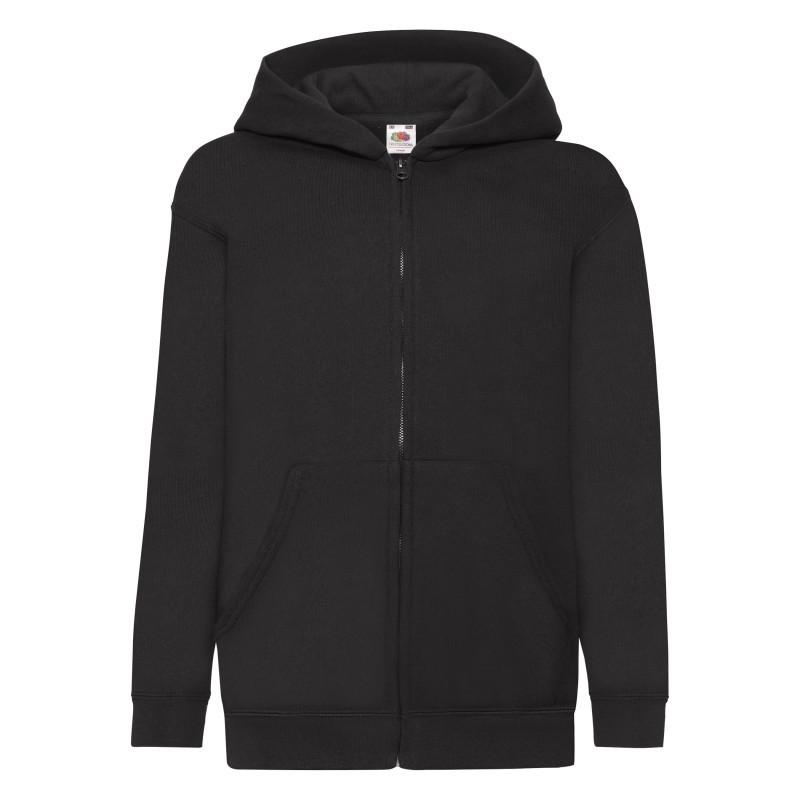 Детская толстовка Kids Hooded Sweat Jacket (Размер: 12-13)