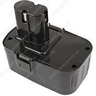 Аккумулятор для шуруповерта 14.4 В Ni-Cd прямой