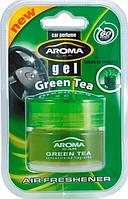 Aroma Car Gel Green Tea/Зеленый Чай