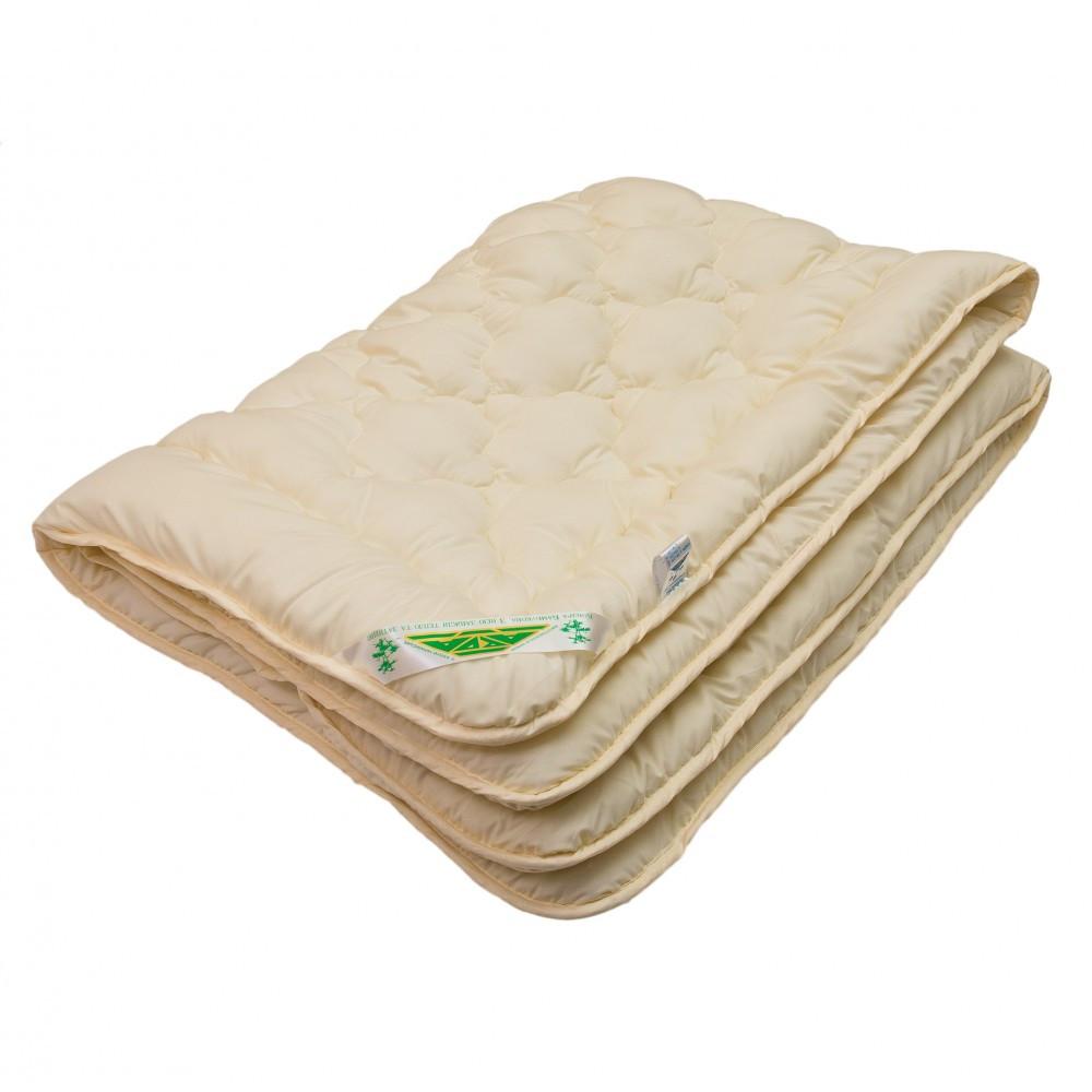 Одеяло «BAMBOO» 175 на 215 см Бежевый