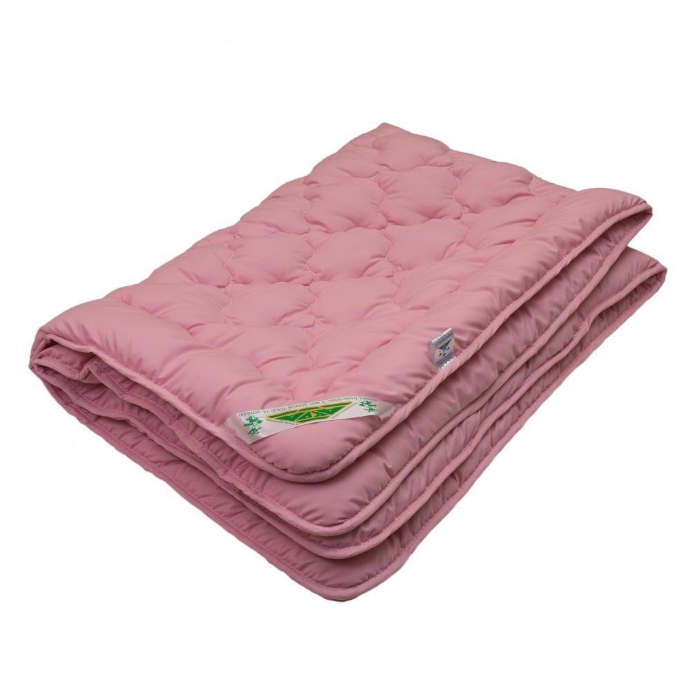 Одеяло «BAMBOO» 175 на 215 см Розовый