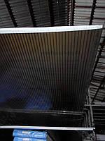 Поликарбонат сотовый 10мм бронза листами  гарантия 10 лет