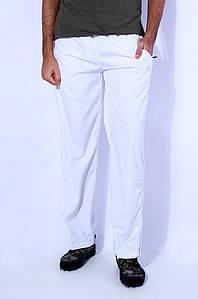Спортивные штаны мужские белые AAA 9771
