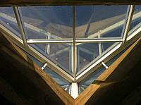 Остекление крыш