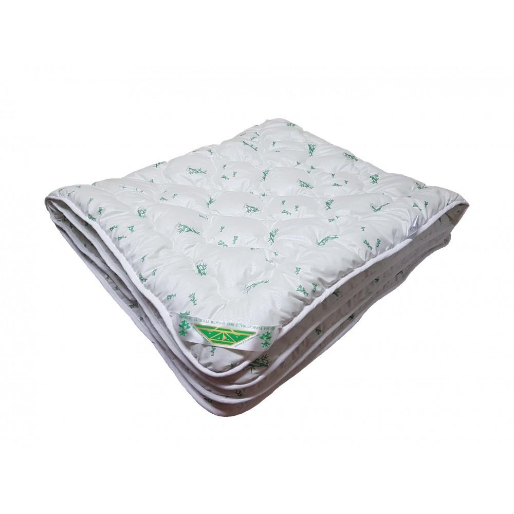 Одеяло «BAMBOO» 195 на 215 см Светло-серый