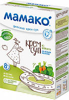 Крем-суп MAMAKO из шпината на козьем молоке 150 г , 1105532
