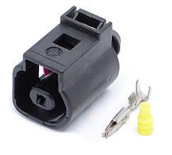 Разьем 1-х контактный WAG на Audi,Seat,Skoda,VW