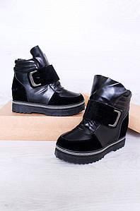 Ботинки женские зима 872