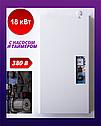 Электрокотел Dnipro Мини с Насосом и Суточным Таймером, КЭО-М - 18 кВт 380 В, фото 2