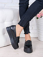 Туфли лоферы кожаные Maxi 6674-28, фото 1