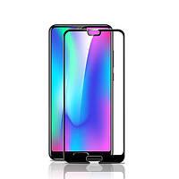 Защитное стекло для Huawei Honor 10 9D черное