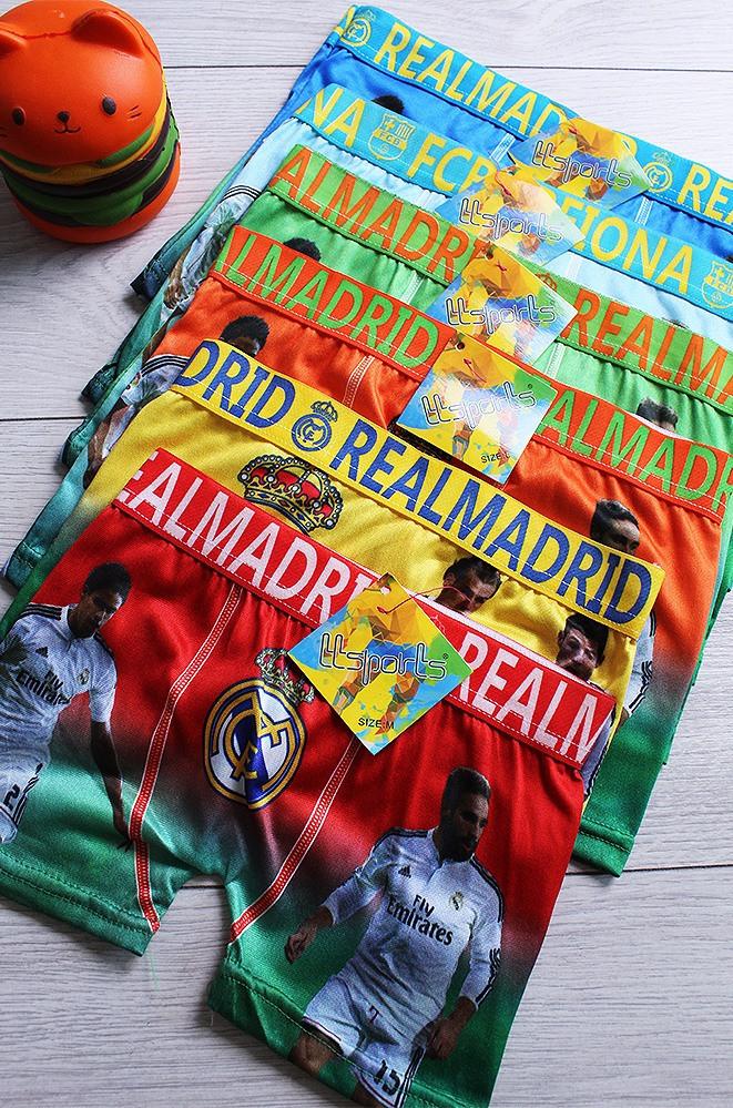 Боксеры детские мальчик RM 8588