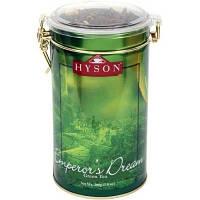 Чай зелёный Hyson Emperor's Dream Мечты Императора 200 гр. ж/б, фото 1