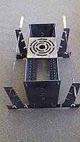 Вертикальный мангал  на 6 шампуров  2 мм