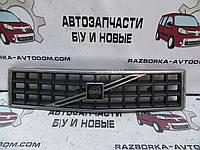Решетка радиатора Volvo 340/360 (1982-1992) OE:212606 , 212607, фото 1