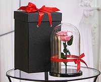 Подарочные коробки для розы в колбе