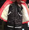 Зимний комбинезон для девочки с мехом интернет магазин, фото 10