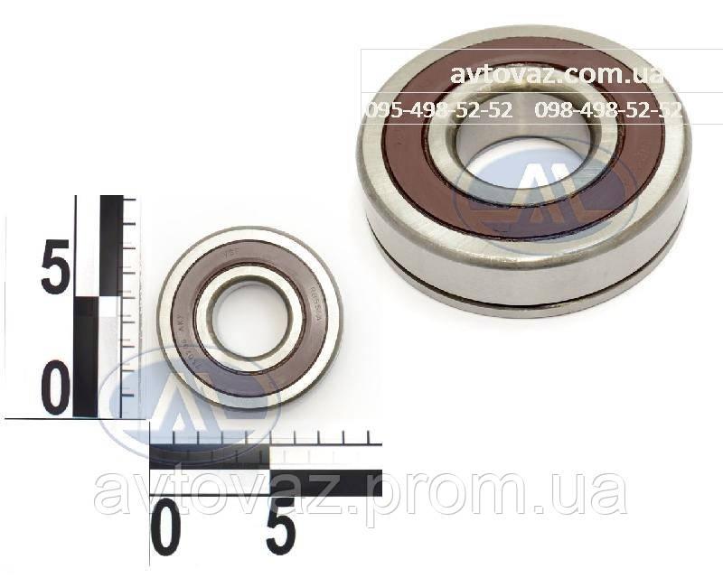 Подшипник КПП ВАЗ 2123 Нива Шевроле вал первичный, задняя опора (750706) усиленный 23 ГПЗ