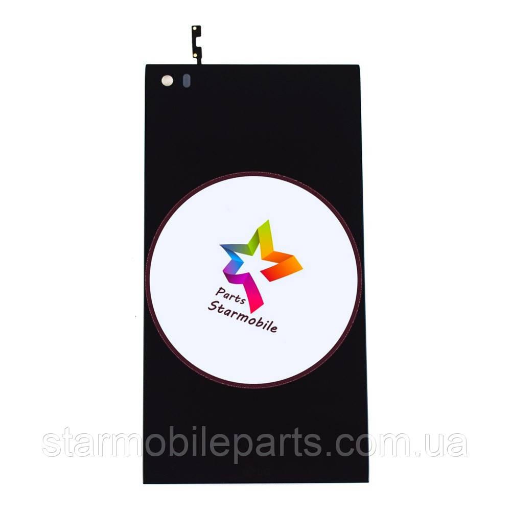 Дисплей LG F800 + сенсор черный (оригинальные комплектующие)