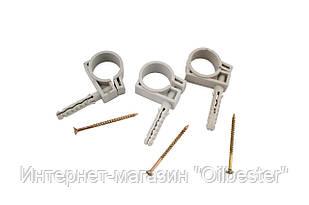 Обойма для труб и кабеля Wave - d=18-20 мм (50 шт.)