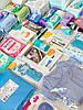 Сумка в роддом Johnson's Baby Premium 2в1 для мальчика (48 единиц), фото 3