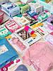 Сумка в роддом Johnson's Baby Premium 2в1 для девочки (48 единиц), фото 4