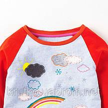 Кофта для девочки Погода Little Maven (5 лет), фото 2