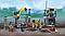 Конструктор JURASSIC WORLD10923 Нападение Дилофозавра на сторожевой пост 307 деталей, фото 2