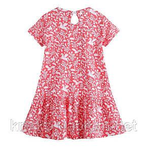 Платье для девочки Звери на поляне Jumping Meters (3 года), фото 2