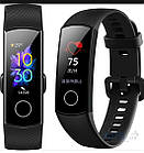 Фитнес-браслет Huawei Honor Band 5 Black ip67 датчик уровня кислорода в крови (SpO2),пульсометр,калории, фото 5