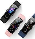 Фитнес-браслет Huawei Honor Band 5 Black ip67 датчик уровня кислорода в крови (SpO2),пульсометр,калории, фото 7